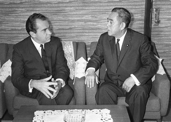 日本とアメリカ大統領